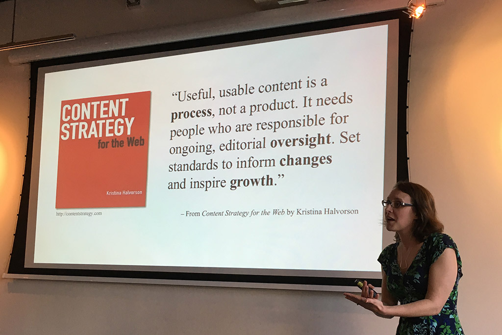 UX and Content: The Power of Process w/ Misty Weaver