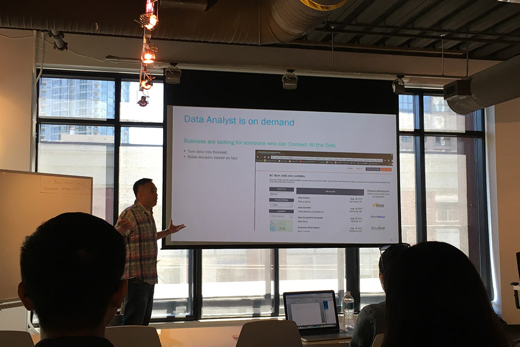 Lunch & Learn – Data Analytics, Electronic Arts
